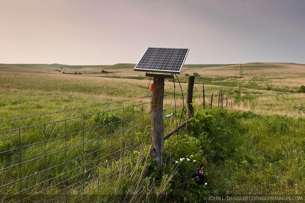 Χρηματοδότηση 100% από το νέο ΠΑΑ σε κτηνοτρόφους για την εγκατάσταση ηλεκτροφόρου περίφραξης με φωτοβολταϊκά